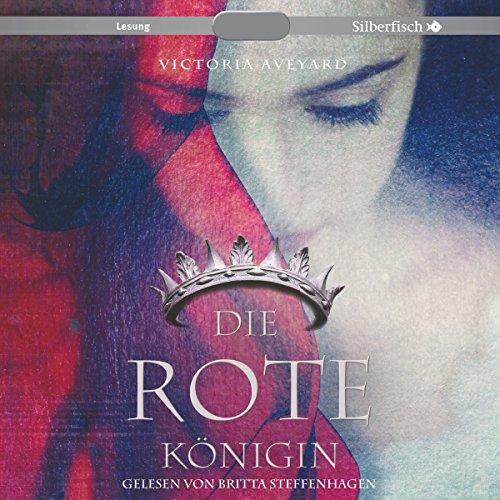 Die rote Königin audiobook cover art