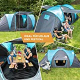 Zoom IMG-1 skandika hammerfest 4 persone tenda