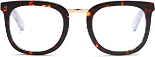 browline glasses without nose pads