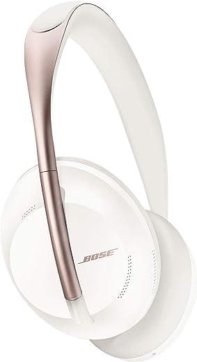 Bose Noise Cancelling Headphones700 – Casque Bluetooth sans fil Supra-Aural avec Microphone Intégré pour des Appels Clairs et le Contrôle vocal...