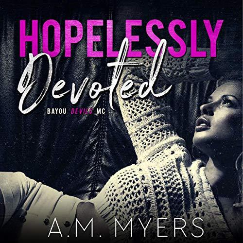 Hopelessly Devoted audiobook cover art