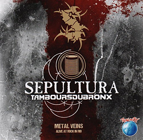 Metal Vein: Alive At Rock In Rio [Alemania] [DVD]