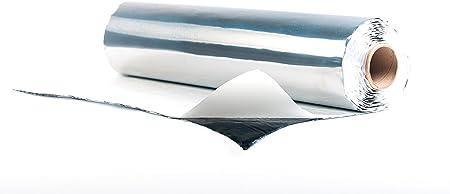 Versand 25 x 400 cm ALUBUTYL D/ämmmatte Bitumen-Ersatz Auto T/ür HIFI Anti Dr/öhn Matte 17/€//m/² zzgl