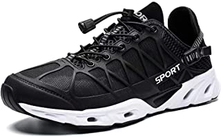 KEEZMZ Mens Hiking Shoes