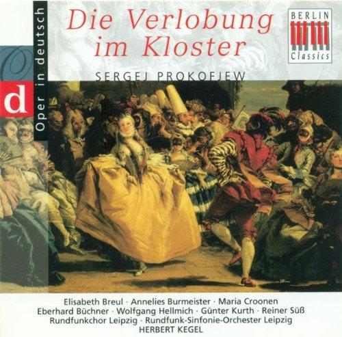 Obrucheniye v monastire (Betrothal in a Monastery), Op. 86 (Sung in German): Act II: Im Krug den Sonnenschein woll'n wir stets preisen