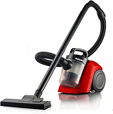 Bag Vacuum Cleaner, Pet Turbine, Black