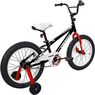FOUJOY Kids Sporty Bike 16 Inch for Children Age 4-8 …