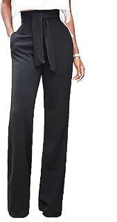 una grande varietà di modelli ampia scelta di colori vasta gamma Amazon.it: Pantaloni larghi vita alta
