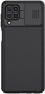 Nillkin Case Compatible with Samsung Galaxy F62 / M62 Cover, Hard CamShield with Camera Slide, Drop Protection Cover [Buil...