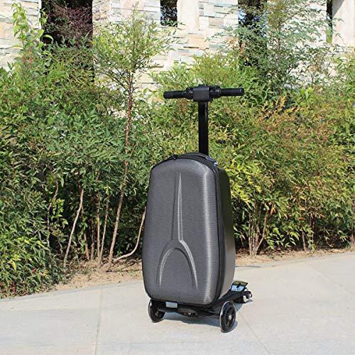 1821fang Equipaje eléctrico, Smart Trolley Trolley Trolley Case, batería de Alto Rendimiento...