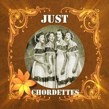 Just Chordettes