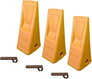 Caterpillar Style Bucket Teeth with pins & retainers - Set of 3-1U3302 - J300