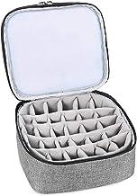 Sieraden doos sieraden opslag nagellak opbergtas nagellak box draagbare 30 flessen opbergdoos organizer, opslag for nagell...