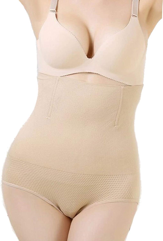 OMG_Shop Women's Tummy Control Shaper High Waist Firm Control Body Shapewear Seamless Panties