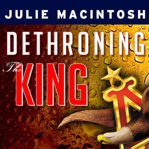 Dethroning the King audiobook cover art