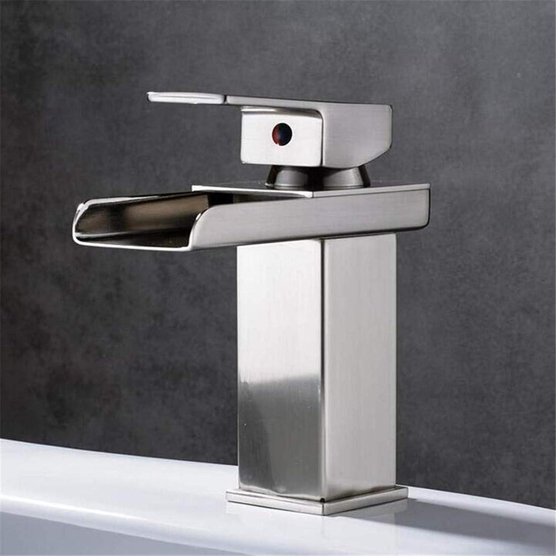 Wasserhahn Retro Küche Bad Wasserhahn Wasserhahn Waschbecken Messing Bad Becken Wasserhahn Wasserfall Vanity Sink Mischbatterie Hei Und Kalt
