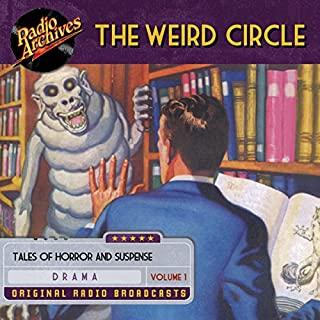 The Weird Circle, Volume 1 audiobook cover art