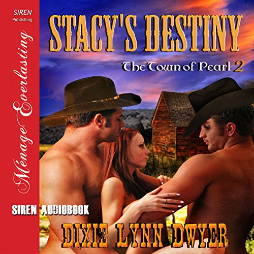 Stacy's Destiny: The Town of Pearl, Book 2 Titelbild