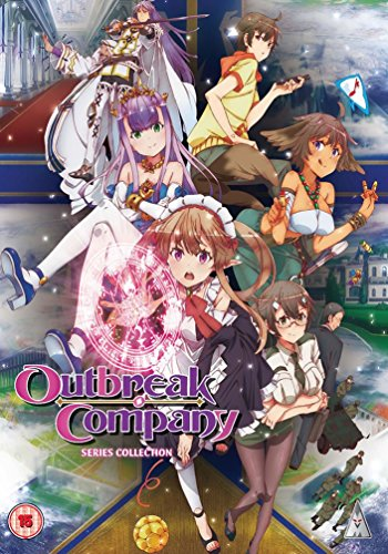 Outbreak Company: Collection [Edizione: Regno Unito] [Import anglais]