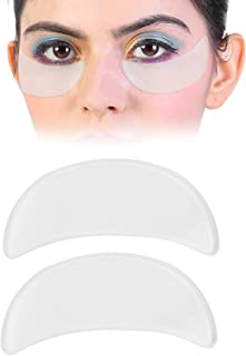 2Pcs Anti‑Wrinkle Face Eye Patch, Reusable Silicone Eye Pad Sticker Skin Lift Care Tool, for Smoothing Eye Frown Wrinkles
