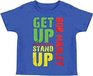 Boys' Get Up Childrens T-Shirt Blue