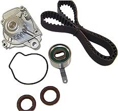 DNJ TBK296AWP Timing Belt Kit with Water Pump/For 1992-1995 / Honda/Civic, Civic del Sol / 1.6L / SOHC / L4 / 16V / 97cid / D16Z6