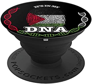 Palestine Its In My DNA for Palestinian - PopSockets Grip and Stand for Phones and Tablets