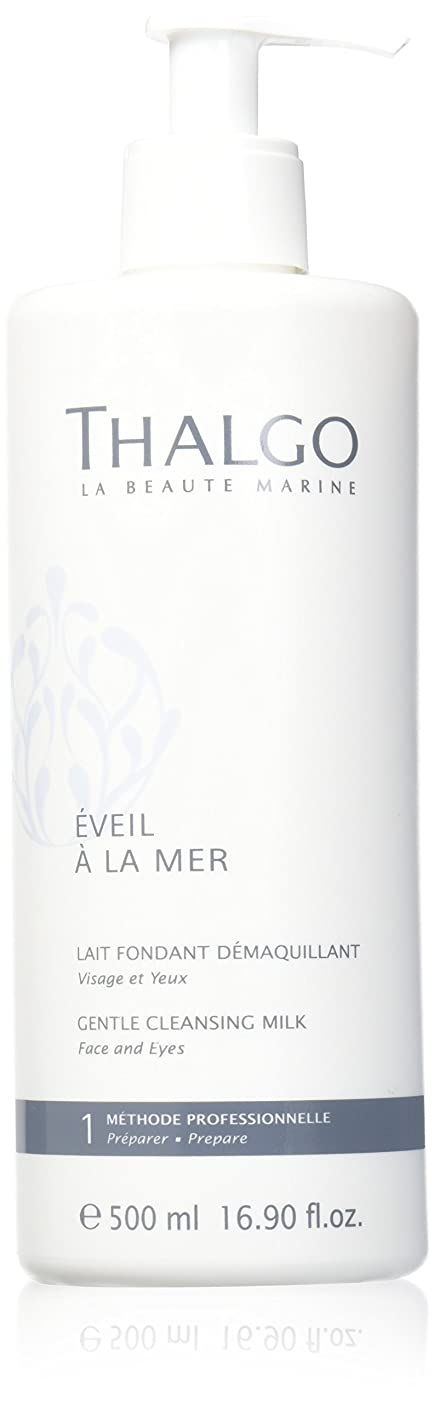 助言するメイド事前にタルゴ Eveil A La Mer Gentle Cleansing Milk (Face & Eyes) - For All Skin Types, Even Sensitive Skin (Salon Size) 500ml/16.9oz並行輸入品