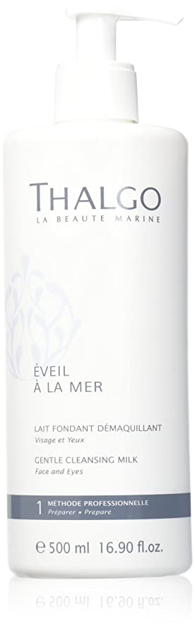 革新どこでも太いタルゴ Eveil A La Mer Gentle Cleansing Milk (Face & Eyes) - For All Skin Types, Even Sensitive Skin (Salon Size) 500ml/16.9oz並行輸入品