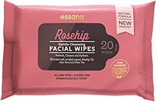 Sponsored Ad - Essano Gentle Cleansing Facial Wipes, 20 Pack