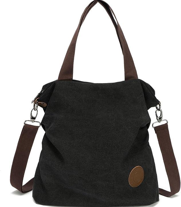Borsa donna tracolla,borse mano donna borse a spalla in tela B098