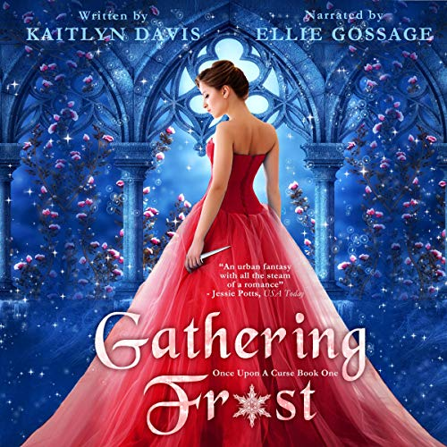 Gathering Frost audiobook cover art
