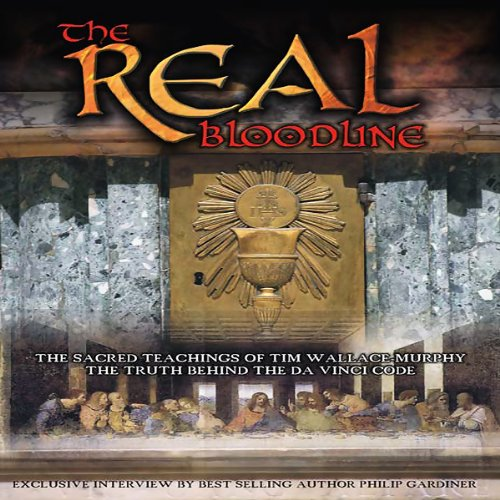The Real Bloodline audiobook cover art