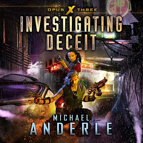 Investigating Deceit cover art