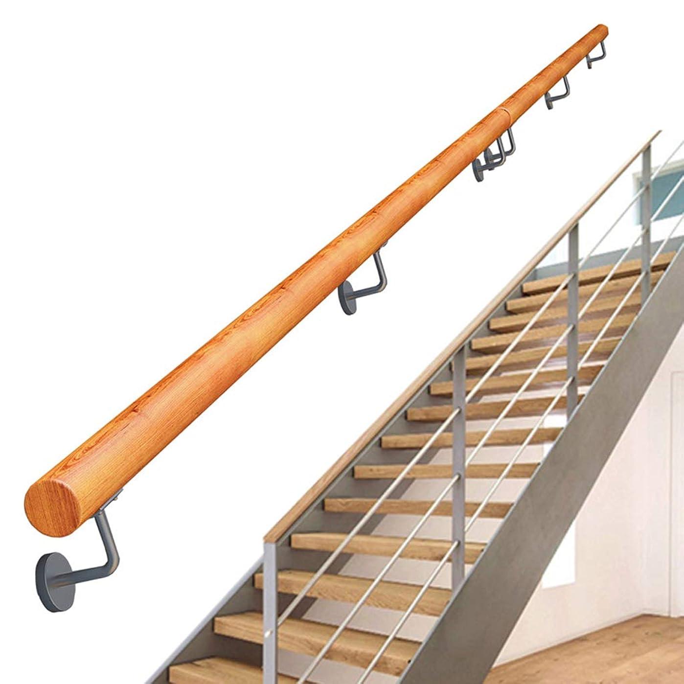 提案する橋マリン木製手すりセット、屋内および屋外用、階段手すり、80?600 cmカスタマイズ可能