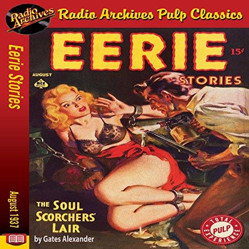 Eerie Stories #1: August, 1937 audiobook cover art
