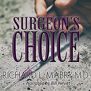 Surgeon's Choice audiobook cover art