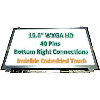 PC Parts Unlimited N156BGE-LB1-CC Grade Innolux 15.6 Slim WLED Backlight 1366 x 768 WXGA 40 Pin LVDSC Grade