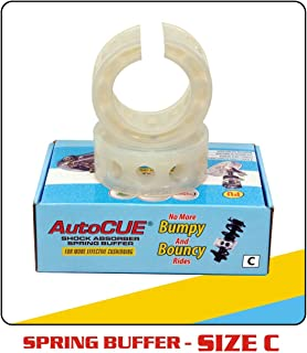 AUTOCUE Coil Spring Buffer, Size C -Set of 2