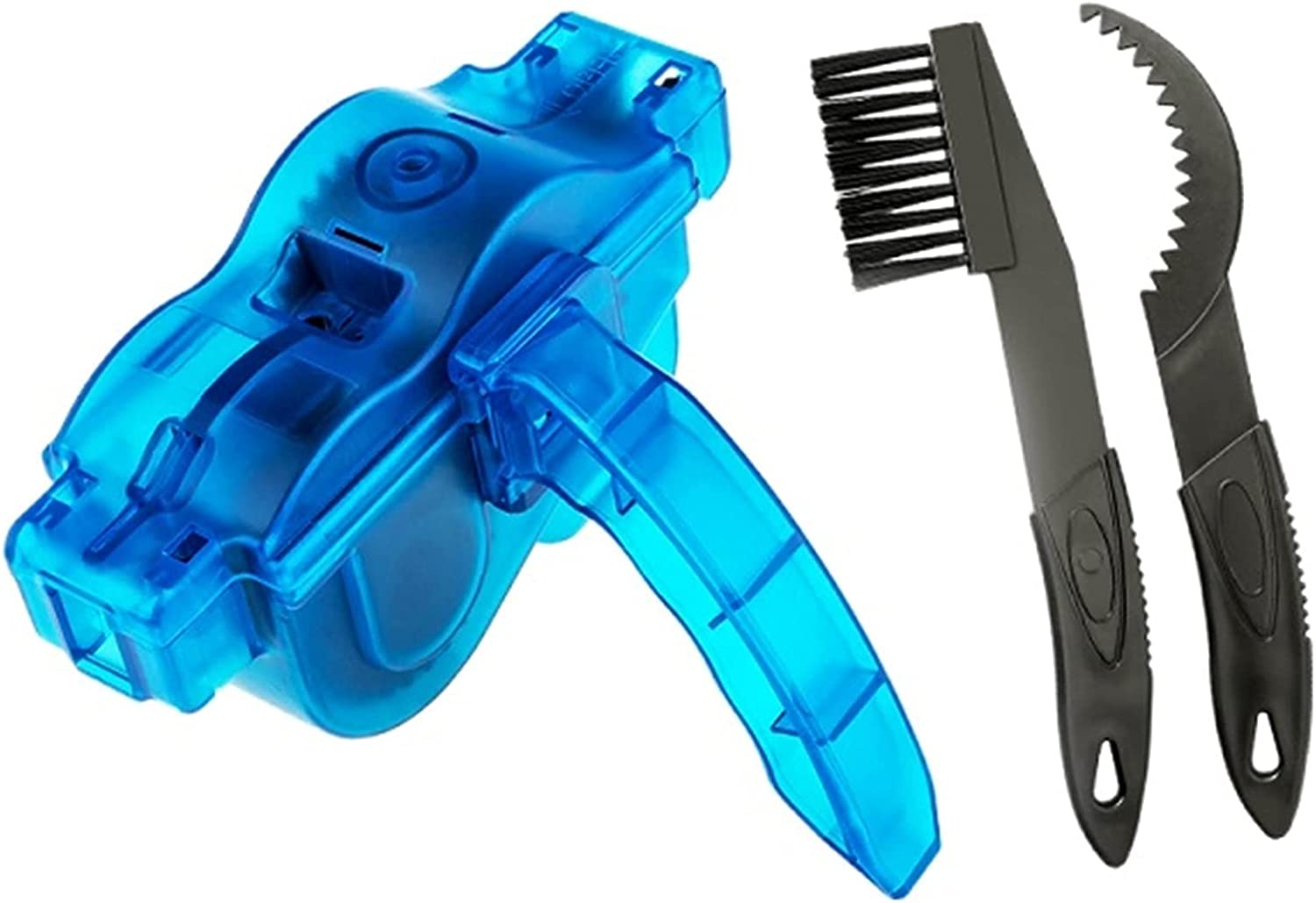Sales CYHX Bicycle Chain Cleaner Fixed price for sale Bike Scrubber Brushes Wash Tool Moun