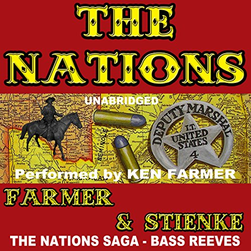 The Nations audiobook cover art