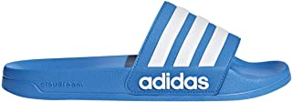 mens blue sandals leather