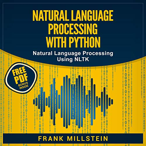 Natural Language Processing with Python audiobook cover art