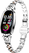Exquisite Smart Watch, Fitness Tracker with Blood Pressure/Heart Rate/Sleep Monitor for..