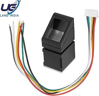 UG LAND INDIA R307 Fingerprint Reader Module, Optical Fingerprint Module Reader Sensor Access Control Attendance Recogniti...