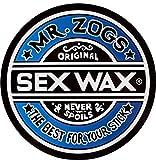 Sex Wax Circle 3' Decal Single