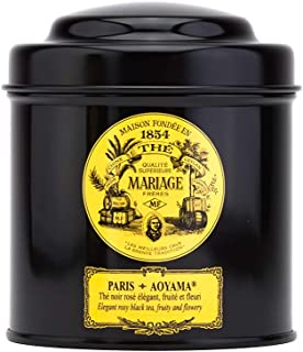 Mariage Frères Paris Schwarzer Aoyama blutiger und fruchtiger Tee 100 g