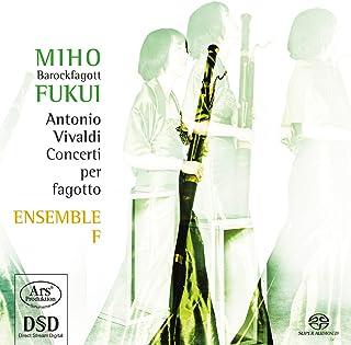 Vivaldi: Konzerte für Fagott RV 472/481/495/498/501