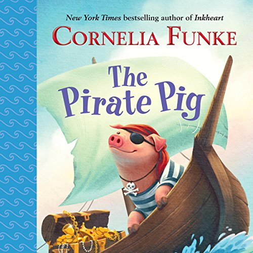 The Pirate Pig audiobook cover art