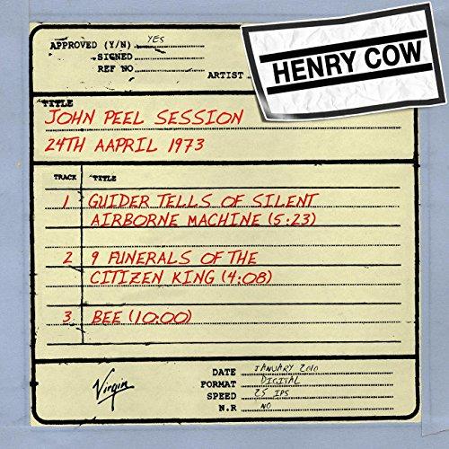 Guider Tells Of Silent Airborne Machine (John Peel Session)